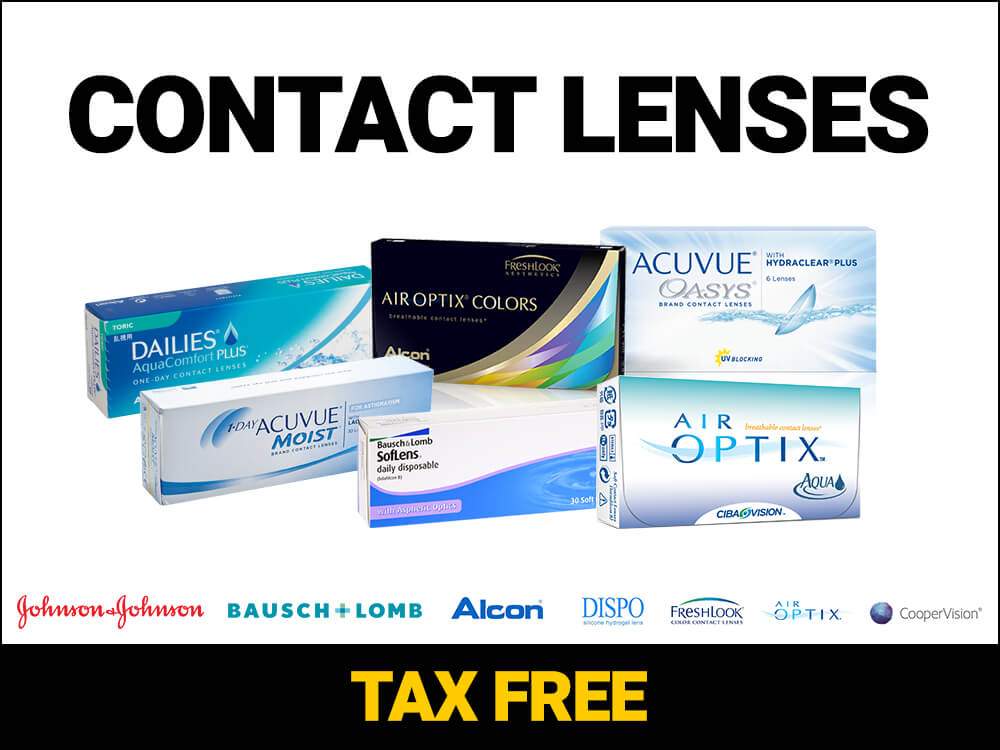 contact lensses